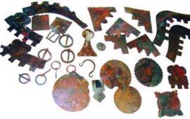 Изделия из металла. Ольхонский район