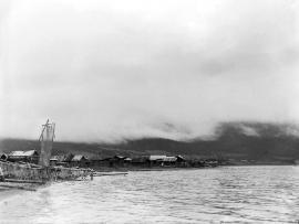 Панорама Култука, 1927 год