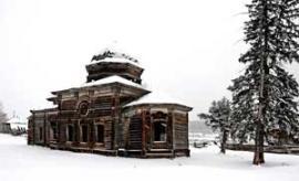 Буринцы защитили храм от разрушения.