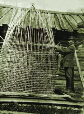 Плетение морды. ИОКМ ф433-114