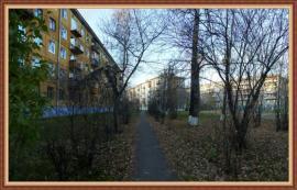 Ангарские дорожки для прогулок