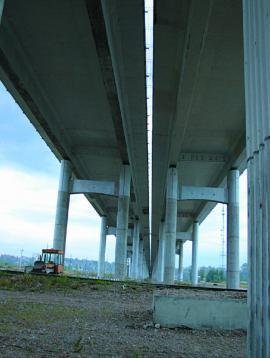 Новый иркутский мост
