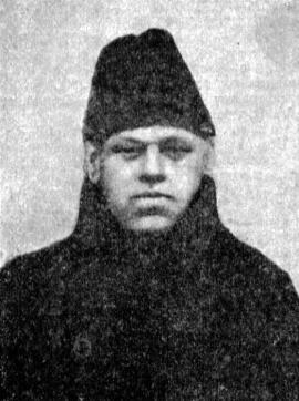 """Я. Е. Боград (""""Фрей""""). 1918"""