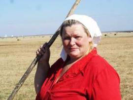 «Я не понимаю, как земля стала федеральной, когда на этой территории раньше деревня была», — недоумевает Тамара Рогозина