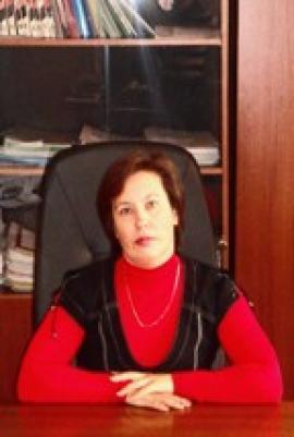 Глава администрации муниципального образования «Ангарский» Середкина Татьяна Михайловна