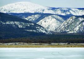 Южный кордон Байкало-Ленского заповедника