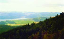 Долины южного приольхонья