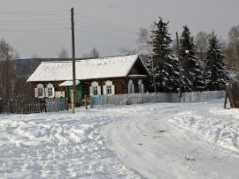 Деревня Большая Тарель