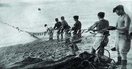 Рыболовство на Малом море