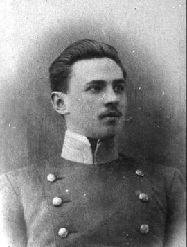Николай Иннокентьевич Ивашевский, муж Натальи Ильиничны, начало ХХ в.