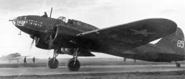 На авиазаводе с ноября 1942 года производили дальние бомбардировщики Ил-4