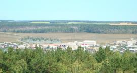 Панорама посёлка Кутулик