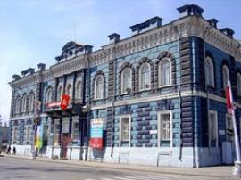Особняк на углу ул. Большой и Ланинской принадлежал супруге Василия Федоровича Х.Я. Колыгиной
