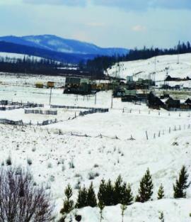 Село Косая Степь