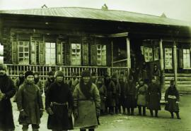 Суглан – общественный сход бурят, Кутульская инородная управа ИОКМ ф471-99