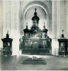 Главный иконостас Казанского кафедрального собора
