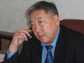 Глава Баяндаевского района Анатолий Прокопьевич Табинаев