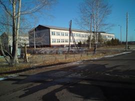 школа в игнино