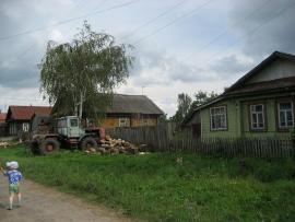 Село Березовка