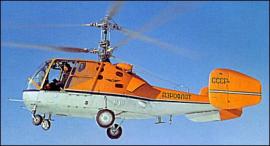 Соосные вертолеты Ка-15 гражданского назначения (1950-1956)