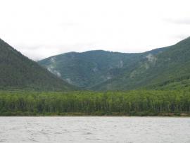 Долина реки Бол. Зеленовская