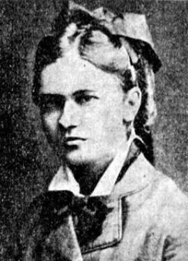 16 сентября 1882 стреляла в Чите в забайкальского губернатора Ильяшевича за насилия, произведенные над ссыльными в Сибири