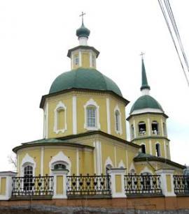 Спасо-Преображенская церковь — одна из самых красивых работ Антона Лосева