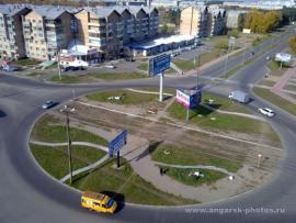 Улицы Коминтерна и Космонавтов