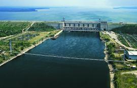 Иркутской ГЭС – 5 лет. С начала пуска агрегаты станции выработали свыше 14 млн кВт-ч электроэнергии