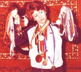 Т.Г. Гойшик — иркутская спортсменка