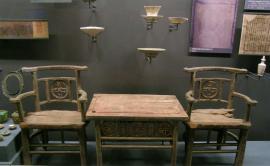 Мебель киданьской династии Ляо.