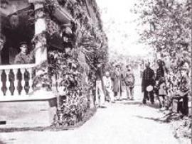 Баснинский сад как ничто другое подходит под определение «легенды Иркутска»