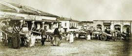 Привоз в Кяхте