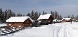 Чинонга — край нетронутого снега