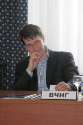 Максим Васильевич Безрядин, заместитель председателя правительства Иркутской области