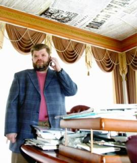 Председатель иркутского отделения Союза журналистов России А.В. Гимельштейн