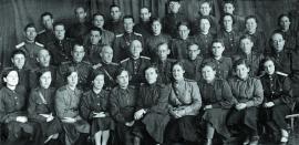 Группа врачей военного госпиталя