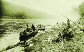 Буряты рыболовы. ИОКМ ф433-111
