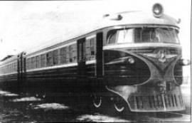 Электровоз. Фото 1957 года