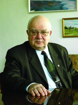 Председатель президиума ИНЦ СО РАН академик М.И. Кузьмин