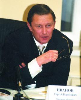 С. Иванов в Иркутске