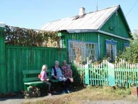 Сегодня большинство жителей Увала живут в Оеке