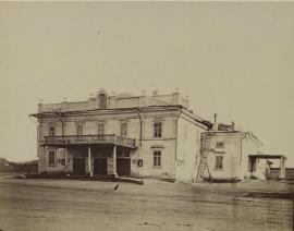 Театр. Иркутск, 1880-е.