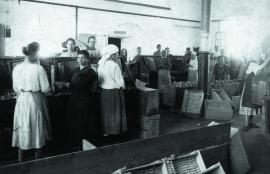 Спичечная фабрика «Байкал»
