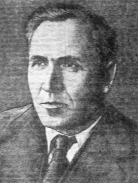 Академик И.П. Бардин