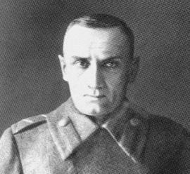 Последний прижизненный снимок А.В. Колчака