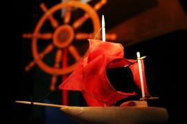 Областной фестиваль молодежных любительских театров «Алые паруса»