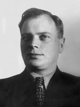 Иосилович Исаак Борисович - директор ИАЗ в июне 1940 - августе 1942 гг.