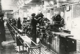Завод в годы ВОВ