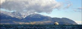 Святой Нос — крупнейший полуостров озера Байкал, разделяющий Чивыркуйский и Баргузинский заливы.